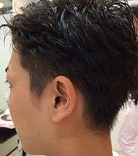 2ブロックショート|Climb hairのメンズヘアスタイル