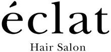 eclat  | エクラ  のロゴ