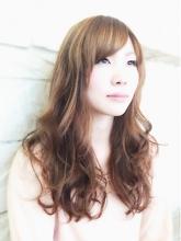 ☆ゆるふわSweetカールスタイル☆|e-style vivi 赤池店のヘアスタイル