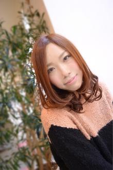 春ふんわりナチュラルスタイル|e-style vivi 赤池店のヘアスタイル