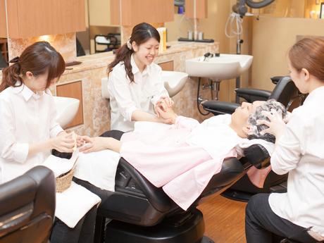 Hair Salon GINZA MATSUNAGA 箱崎店