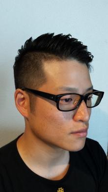 C・ロナウド風!|RECIEL 岐阜店のヘアスタイル