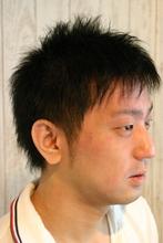 爽やかワイルドのナチュラルソフトモヒカン|RECIEL 岐阜店のメンズヘアスタイル