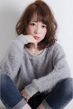 【あちゅこ♂】ナチュ&ふわボブ|RECIEL 岐阜店のヘアスタイル
