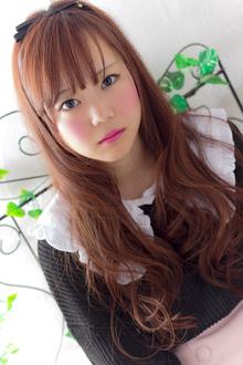 【あちゅこ♂】Dool&フェミニンロング|RECIEL 岐阜店のヘアスタイル