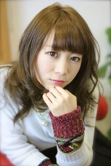 ☆ナチュラルフェミニン☆|Boomerangs e-style 六条店のヘアスタイル
