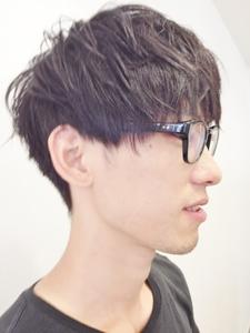 ソフトマッシュ|Boomerangs e-style 六条店のヘアスタイル