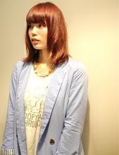 フェミニンウェーブ|Ark 宮子店のヘアスタイル