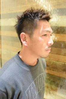 ツーブロック|COM'S / i テラスモール湘南のヘアスタイル