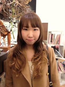 ロングレイヤー|COM'S / i テラスモール湘南のヘアスタイル