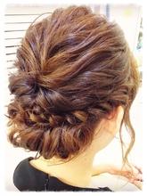 結婚式お呼ばれヘアー|K-styleのヘアスタイル