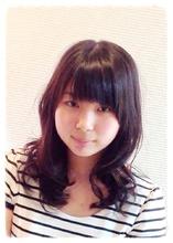 ナチュカワセミディー|K-styleのヘアスタイル