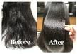"""真っ直ぐなのに、髪""""柔らか""""自然な仕上がり。トリートメントみたいな縮毛矯正『エアーストレート』。 J-walkのヘアスタイル"""