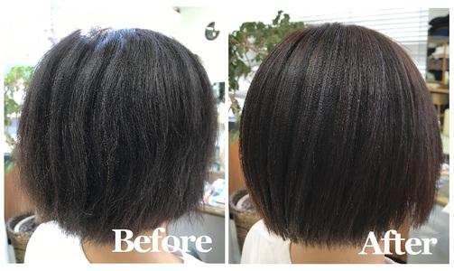 究極の髪質改善『エアーストレート』|J-walkのヘアスタイル