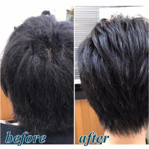ノンアイロン・弱酸性縮毛矯正『エアーストレート』|J-walkのヘアスタイル