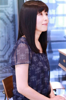 大人ストレートで光る、艶やかな美髪女神|SALON DE cuoreaのヘアスタイル