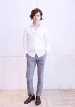 オトナ綺麗なマニッシュウェーブ|SALON DE cuoreaのメンズヘアスタイル