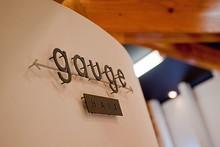 gauge HAIR  | ゲージ ヘア  のロゴ