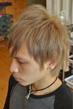 イケメンスタイル|le mignon seulのメンズヘアスタイル