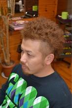 男気ツイスト|le mignon seulのメンズヘアスタイル