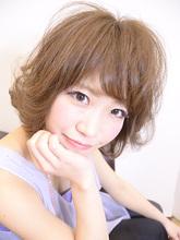 リバースパーマ|HAIR SALON Beeline 藤田 絵美のヘアスタイル