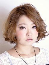 ドライカール|HAIR SALON Beeline 山崎 智美のヘアスタイル