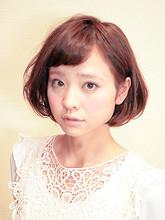 ナチュやわボブ|HAIR SALON Beeline 宇野 加菜子のヘアスタイル