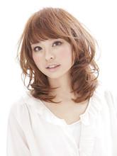 愛されゆるカール|HAIR SALON Beeline 宇野 加菜子のヘアスタイル