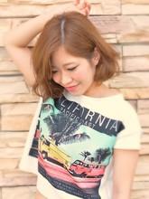 夏ボブ|HAIR SALON Beeline 藤田 絵美のヘアスタイル
