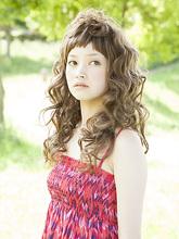 ロコウェーブ|HAIR SALON Beeline 藤田 絵美のヘアスタイル
