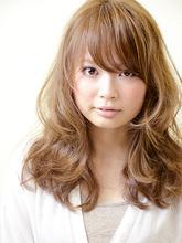 ヌーディーウェーブ|HAIR SALON Beeline 山崎 智美のヘアスタイル
