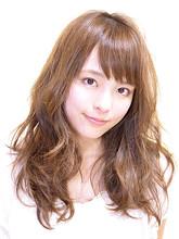 ナチュゆるウェーブ|HAIR SALON Beeline 宇野 加菜子のヘアスタイル