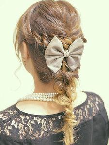 ラプンツェル風愛されダウンヘアー|HAIR SALON Beelineのヘアスタイル