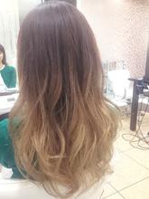 グラデーションカラー☆|美容室 アシックのヘアスタイル