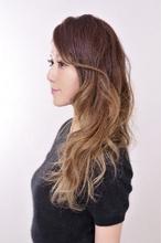 グラデーションカラー|美容室 アシックのヘアスタイル