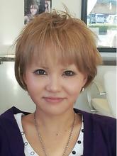 あゆ風ショート|美容室 アシックのヘアスタイル