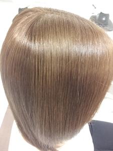 エクラスタカラー☆|美容室 アシックのヘアスタイル