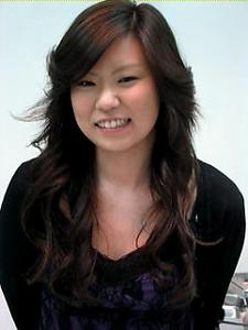 モテ髪|美容室 アシックのヘアスタイル