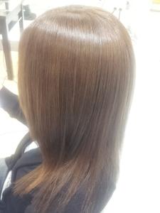 エクラスタカラー!!|美容室 アシックのヘアスタイル