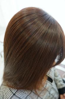 エクラスタカラー!|美容室 アシックのヘアスタイル
