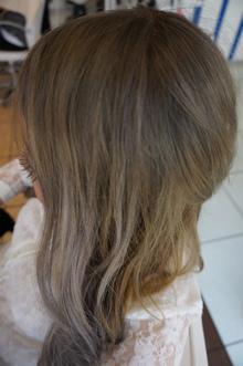 前髪エクステ♪|美容室 アシックのヘアスタイル