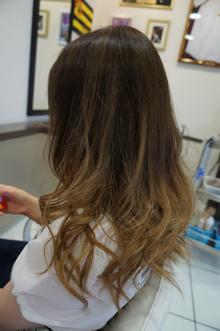 グラデーションカラー☆☆☆☆|美容室 アシックのヘアスタイル