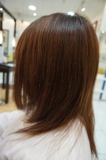 前髪エクステ☆|美容室 アシックのヘアスタイル