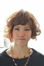 クールでキュートなミックスボブ|Hair's和 -なごみ-のヘアスタイル