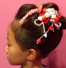 七五三|Hair make AZURのキッズヘアスタイル