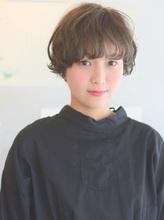 ネイビーマッシュショート|ZAZIE hairのヘアスタイル