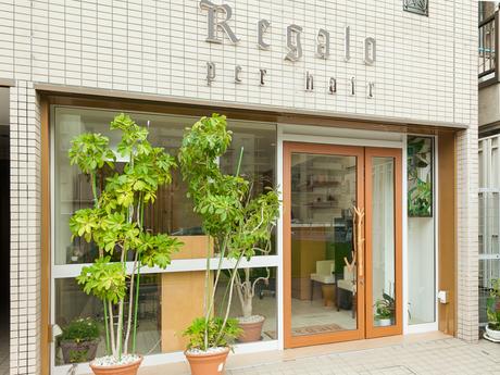 Regalo per hair 新大宮