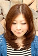 ナチュラルエアースタイル|Hair Resort -Lipe-のヘアスタイル