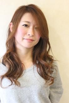やわらかスタイル|Hair Resort -Lipe-のヘアスタイル