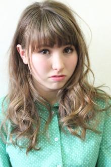 モデルヘアースタイル|Hair Resort -Lipe-のヘアスタイル